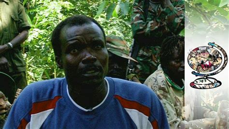 An Extremely Rare Interview with Joseph Kony (2006) - YouTube