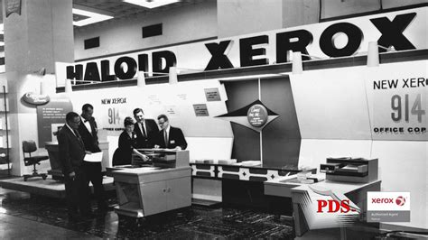 A Brief History of Copiers and Xerox-Copiers Denver - YouTube