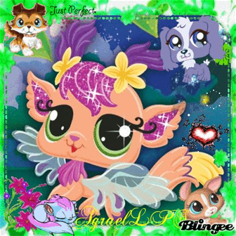 LPS Fairy Picture #130993273 | Blingee