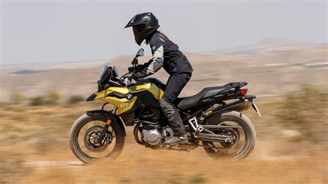 2018 BMW F 750 GS / F 850 GS Review - Top Speed