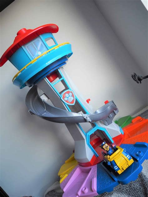 Paw Patrol My Size Lookout Tower - Twinderelmo