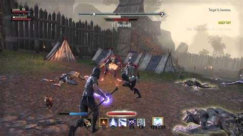 [PS4] The Elder Scrolls Online Free Play (16th - 20th
