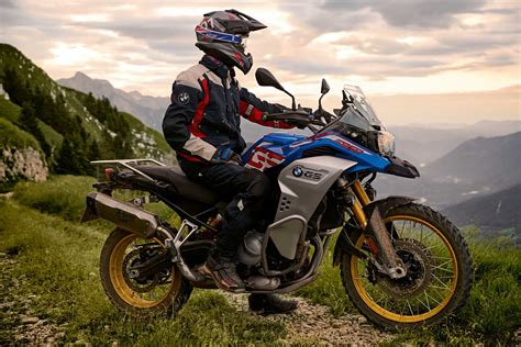 The new BMW F 850 GS Adventure